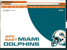 Miami Dolphins Theme by wPfil