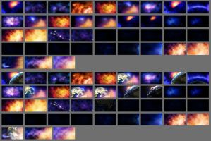Background Thumbnails by leighanief