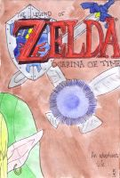 The Legend of Zelda by CrossBreed777