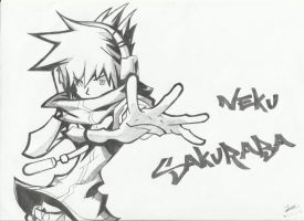 Neku Sakuraba by whoisdead