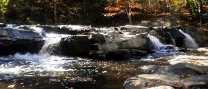 Brushcreek Falls 1 by Thy-Darkest-Hour