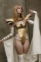 Emma Frost - Phoenix Force by WhiteLemon