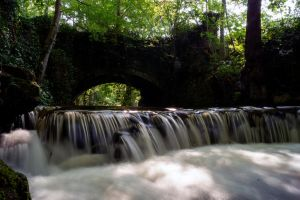 Fairy Brook by woody1981