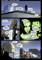 Deviant Universe - Fetor Strikes: Falderoy page 1 by Markus-MkIII