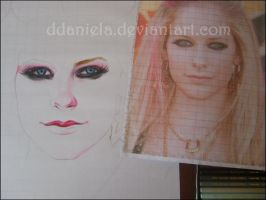 WIP- Avril Lavigne by DDaniela