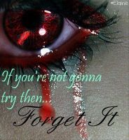 Forget it by xElaine