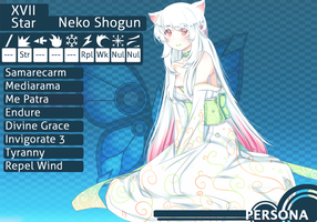 MM: Neko Shogun by Amacchu