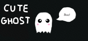 Cute Ghost by AlexandraGarnetSoren