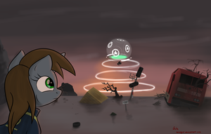 Meanwhile in Little pip..... by orang111