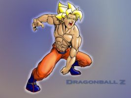 Back to DBZ by DreZX