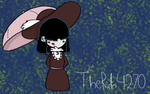 Lucy, The Queen Of Darkness by Rich4270