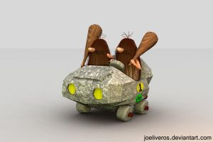 Boulder Mobile by joeliveros