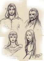 TES Doodles 112412 by Wraithsabre