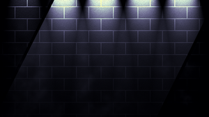 Night Time With A Brick Wall by PlanetaryPenguin