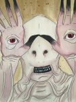 The Pale Man by Mmm-Brainss