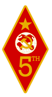 Fifth International Political Commissar Arm Patch by Party9999999
