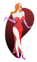 jessica rabbit 2 by madwurmz