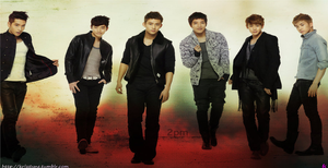 2pm by ilycookiiemonster