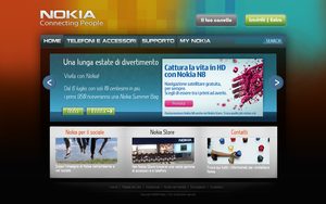 Nokia by GersonDesign