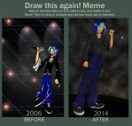 Draw This Again 2006-2014 by zero1891