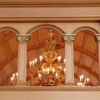 City hall chandelier in Nuremberg by andersvolker
