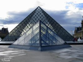Le Louvre by AuroraxCore