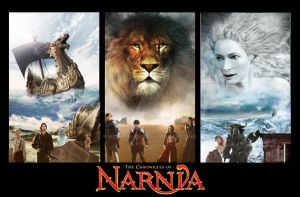 The Chronicels of Narnia by Archer-AMS