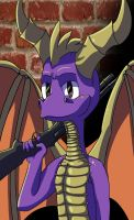 Spyro's Shottie by Rukua