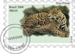 Stamp: Spotted Ounce by Mallagueta-Pepper