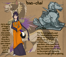 Bao-Chai Character sheet by tricksparrow