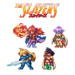 Slayers by Tehen