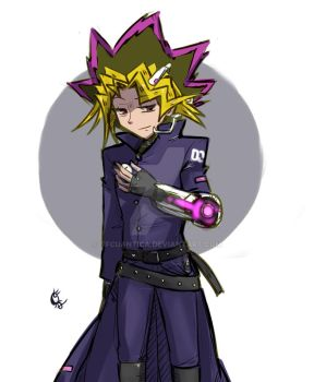 yugi member of kc by tfcuantica