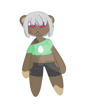 [CLOSED] Animal Girl Auction Adopt by jppedracunha