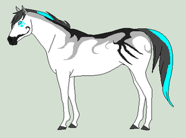 Foal design by KirinKade