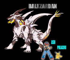 BALKZARDAN TEAM ASH by mayozilla