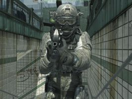 MW3 gameplay by SKULLFKR
