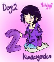 day 2 kindergarden by mille1040