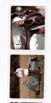 vintage motorbike - photobooth by finepix-at