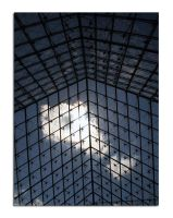 Louvre the Building 2 by unclejuice