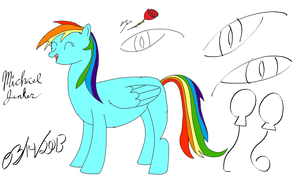 Various Sketches Added Color by michaelajunker
