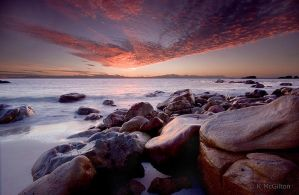 False Bay Dawn by Groendakkies