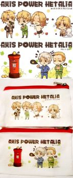 APH group nd pen case by fredericayang