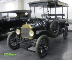 23 Ford Model T by zypherion