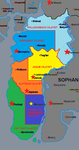 Administrative Divisions of Menaphos (country) by FlagArmadaProductns