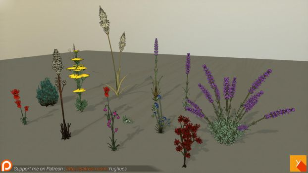LP Plants test by Nobiax