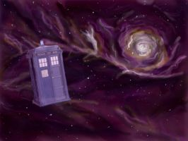 tardis by Moray-orca