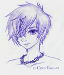 Ciel Phantomhive sketch by Cindy-Brilliant