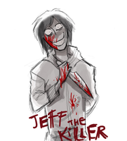 Jeff the killer by 9emiliecharlie9