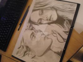 Bella and Edward not done by CrasyK