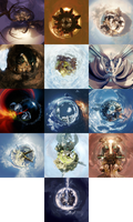 The Worlds of Halo 4 by snapshot19